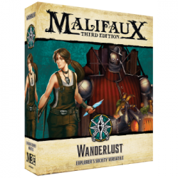 Malifaux 3rd Edition - Wanderlust