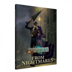 Malifaux 3rd Edition - From Nightmares