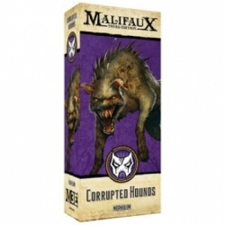 Malifaux 3rd Edition - Corrupted Hounds