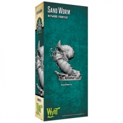 Malifaux 3rd Edition - Sand Worm