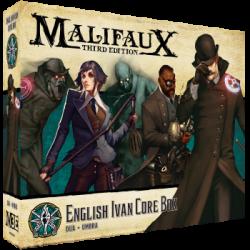 Malifaux 3rd Edition - Ivan Core Box