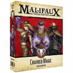 Malifaux 3rd Edition - Chained Magic