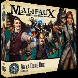 Malifaux 3rd Edition - Anya Core Box