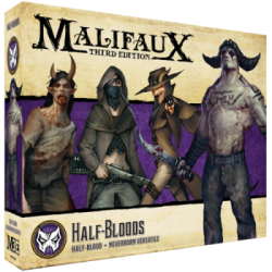 Malifaux 3rd Edition - Half Bloods