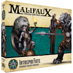 Malifaux 3rd Edition - Intrepid Fate