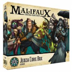 Malifaux 3rd Edition - Jedza Core Box
