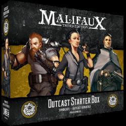 Malifaux 3rd Edition - Outcast Starter Box