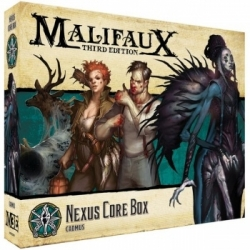 Malifaux 3rd Edition - Nexus Core Box