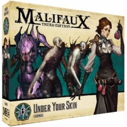 Malifaux 3rd Edition - Under Your Skin