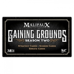 Malifaux 3rd Edition - Gaining Grounds Pack - Season 2
