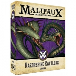 Malifaux 3rd Edition - Razorspine Rattler