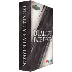 Malifaux 3rd Edition - Duality Fate Deck