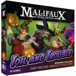 Malifaux 3rd Edition Rotten Harvest - Toil and Trouble