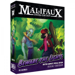 Malifaux 3rd Edition Rotten Harvest - Beware The Lights