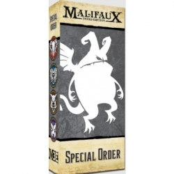 Malifaux 3rd Edition - Undercover Reporter, Newsies x3