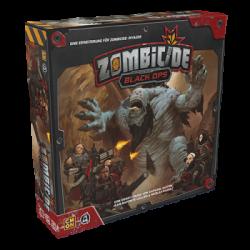 Zombicide:Invader Black Ops - DE