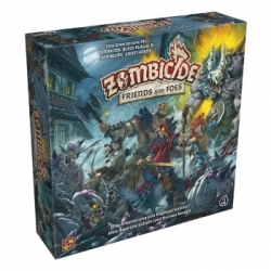 Zombicide:Green Horde - Friends and Foes - DE