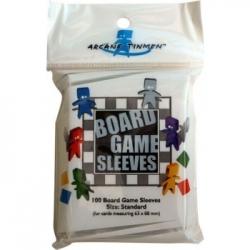 Board Games Sleeves - Standard Size (63x88mm) - 100 Pcs