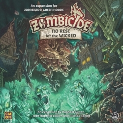 Zombicide:Green Horde No Rest for the Wicked - EN