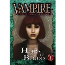 Vampire: The Eternal Struggle TCG - Heirs Bundle 1 - EN