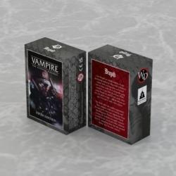 Vampire: The Eternal Struggle TCG - Starter Deck Brujah - FR