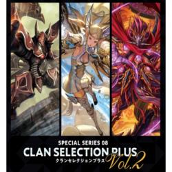Cardfight!! Vanguard Special Series Clan Selection Plus Vol.2 Display (12 Packs) - EN