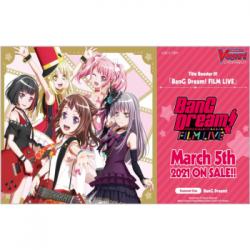 Cardfight!! Vanguard - BanG Dream! FILM LIVE Title Booster Display (12 Packs) - EN