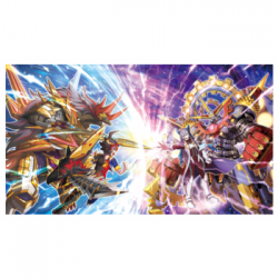 Future Card Buddyfight - Ace Booster Alternative Display Vol. 2 Blazing Overclash (30 Packs) - EN