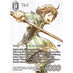 """Final Fantasy TCG - Promo Bundle Yuri"""" October (50 cards) - EN"""""""