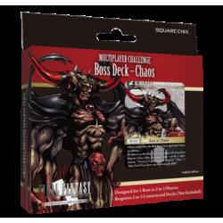 Final Fantasy TCG - Multiplayer Challenge Boss Deck Display (6 Deck) - Chaos - EN