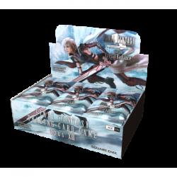 Final Fantasy TCG Opus XIII Crystal Radiance Booster Display (36 Packs) - EN