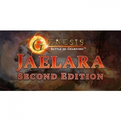 Genesis TCG: Battle of Champions - Jaelara Second Edition Display Box - EN