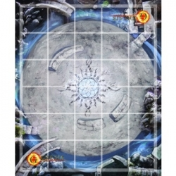 Genesis TCG: Battle of Champions - Neoprene Game Mat: Sahas