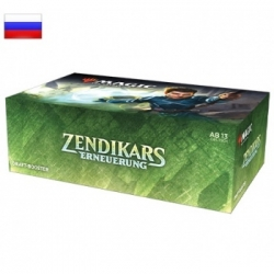 MTG - Zendikar Rising Draft Booster Display (36 Packs) - RU