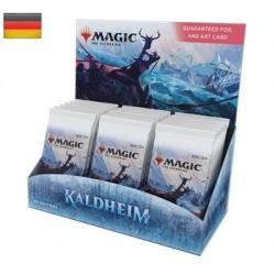 MTG - Kaldheim Set Booster Display (30 Packs) - DE