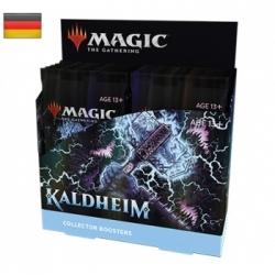 MTG - Kaldheim Collector Booster Display (12 Packs) - DE
