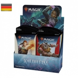 MTG - Kaldheim Theme Booster Display (12 Packs) - DE