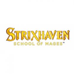 MTG - Strixhaven: School of Mages Prerelease Pack Display (20 Packs) - DE