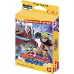 Naruto Boruto Card Game: Master & Pupil Set - EN