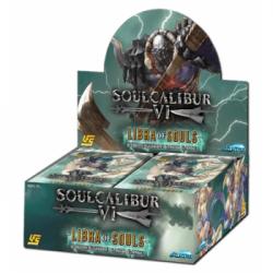 UFS - Soul Calibur VI: Libra of Souls Booster Display (24 Packs) - EN
