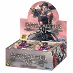 UFS - Soul Calibur VI Booster Display (24 Packs) - EN