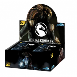 UFS - Mortal Kombat X Booster Display (24 Packs) - EN