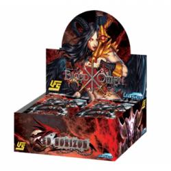 UFS - Red Horizon Blood Omen Booster Display (24 Packs) - EN