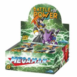 UFS - Megaman Battle for Power Booster Display (24 Packs) - EN