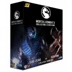 UFS - Mortal Kombat X 2-Player Turbo Box - EN
