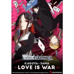 Weiß Schwarz - Trial Deck?Kaguya-sama: Love Is War Display (6 Decks) - EN