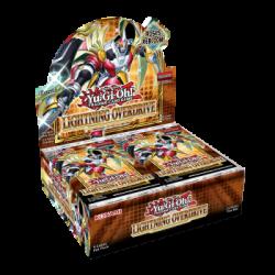 Yu-Gi-Oh! - Lightning Overdrive - Booster Display (24 Packs) - DE