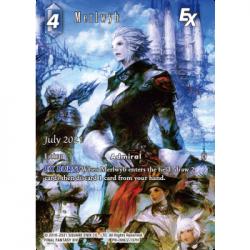 "Final Fantasy TCG - Promo Bundle Merlwyb"" July (80 cards) - EN"""