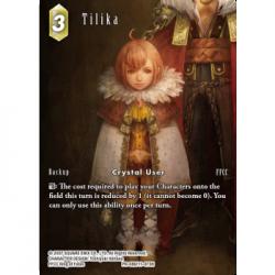 """Final Fantasy TCG - Promo Bundle Tilika"""" November (50 cards) - EN"""""""
