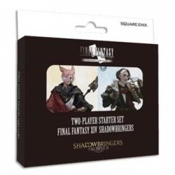 Final Fantasy TCG - Final Fantasy XIV Shadowbringers 2 Player Starter Set Display (6 Sets) - EN